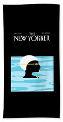 New Yorker August 4th, 2008 Beach Towel