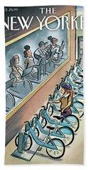 New Yorker June 3, 2013 Beach Towel