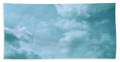 Up Into The Heavens Beach Towel