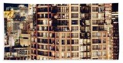 Beach Sheet featuring the photograph Urban Living Dclxxiv By Amyn Nasser by Amyn Nasser