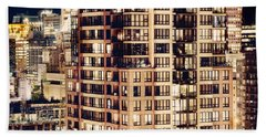 Urban Living Dclxxiv By Amyn Nasser Beach Towel