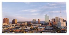 Usa, Arizona, Phoenix Beach Towel by Panoramic Images