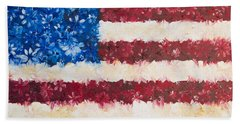 Usa Proud Beach Towel