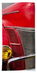 V8 - Another View Beach Towel by Mark Alder