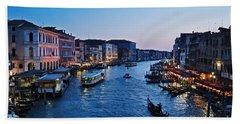 Venezia - Il Gran Canale Beach Towel