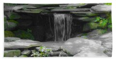 Verde Falls Beach Towel