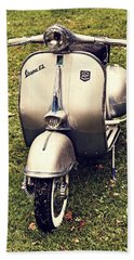 Vespa Gs Beach Towel