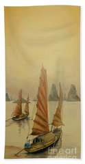 Vietnam Beach Towel