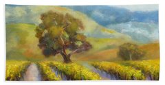 Vineyard Gold Beach Towel