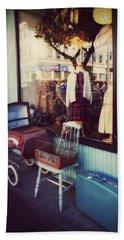 Vintage Memories Beach Towel by Melanie Lankford Photography