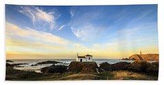 Beach Towel featuring the photograph Virxe Do Porto Meiras Galicia Spain by Pablo Avanzini