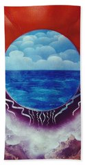 Visions Beach Towel