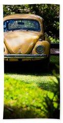 Volkswagen Beetle Beach Sheet