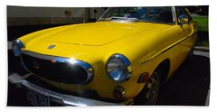 Volvo P1800es Beach Sheet