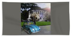 Vw - Uc Berkeley Beach Towel
