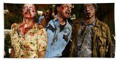 Walking Dead Beach Sheet