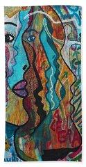 Wall-art 028 Beach Towel