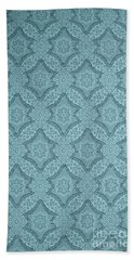 Wallpaper Blues Beach Towel