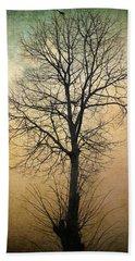 Waltz Of A Tree Beach Sheet by Taylan Apukovska
