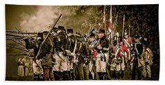 War Of 1812 Beach Sheet