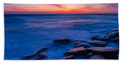 Washington Oaks Twilight Beach Sheet