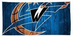 Washington Wizards Barn Door Beach Towel