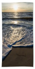 Water's Edge Beach Towel