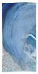 Wave Break Beach Towel