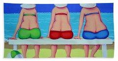 Wave Watch - Beach Beach Towel