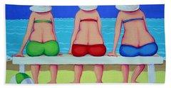 Wave Watch - Beach Beach Towel
