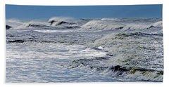 Waves Off Sandfiddler Rd Corolla Nc Beach Towel