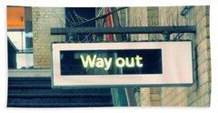 Way Out Beach Sheet