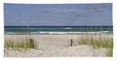 Welcome To Mexico Beach Beach Towel by Kenny Francis