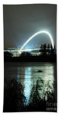 Wembley London Beach Towel