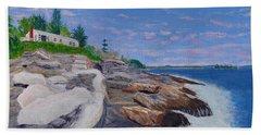 Weske Cottage Beach Towel