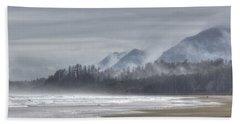West Coast Mist Beach Towel