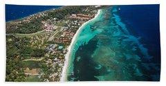 West End Roatan Honduras Beach Sheet