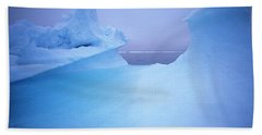 West Greenland, Iceberg In Disko Bay Beach Towel
