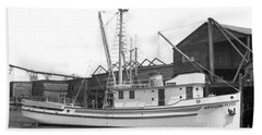Western Flyer Purse Seiner Tacoma Washington State March 1937 Beach Sheet by California Views Mr Pat Hathaway Archives