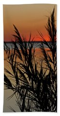 Whalehead Sunset Obx II Beach Towel