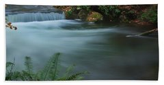 Whatcom Falls Park Beach Towel