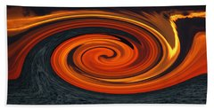 Beach Towel featuring the photograph Whirlpool by Aimee L Maher Photography and Art Visit ALMGallerydotcom