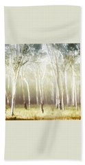 Whisper The Trees Beach Towel