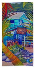 White Bay B.v.i. Beach Towel