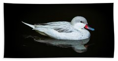 White Duck Beach Towel
