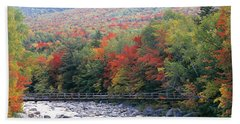 White Mountain National Forest Nh Beach Towel