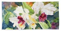 White Orchid Beach Sheet