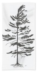 White Pine Beach Towel