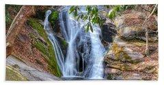 Widows Creek Falls Beach Towel