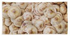 Wild Mushrooms Beach Towel